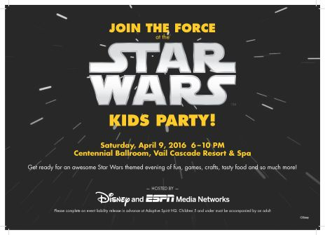 Disney Ad -  Kids Night Out